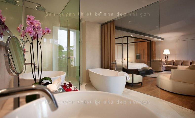 Bathroom Sang Trọng | Hiện Đại