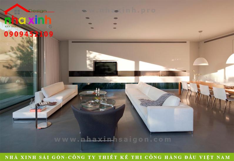 Mẫu Thiết Kế Biệt Thự Đẹp Mới | An Phú Q2 | BT-NX148
