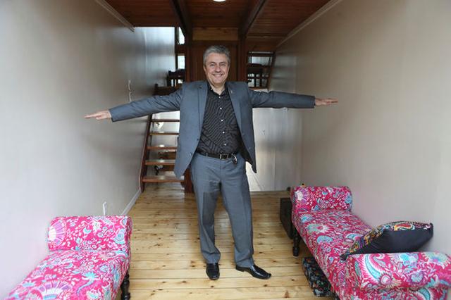 Biệt Thự Mini Siêu Mỏng Mặt Tiền 2M
