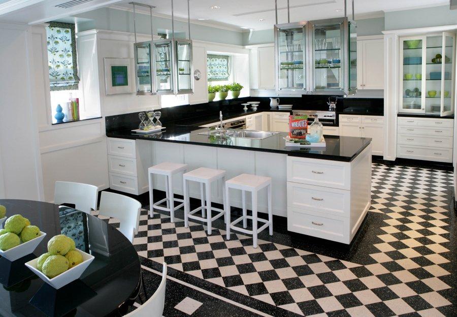 Mang Sắc Màu Đến Với Phòng Bếp Căn Nhà Xinh Của Bạn