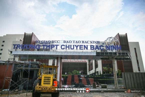 Cận Cảnh Mẫu Thiết Kế Nhà Của Ngôi Trường Chuyên 600 Tỉ Ở Bắc Ninh