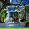 Nội Thất Biệt Thự Vườn Đẹp Trang Nhã | Chú Cường | NT-197