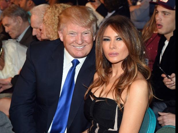 Những Điều Chưa Biết Về Đệ Nhất Phu Nhân Mỹ Melania Trump