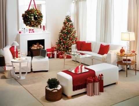 Trang Trí Nhà Xinh Hợp Tuổi Đón Giáng Sinh