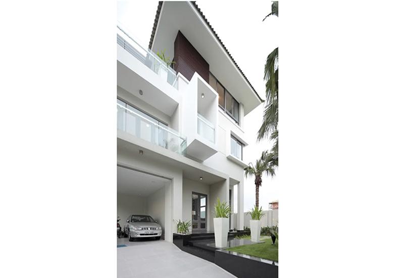 Nhà Phố Hiện Đại 2 Gian | Sài Gòn