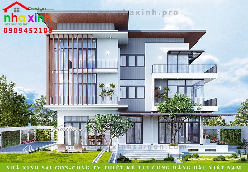 Biệt Thự Phố Có Khuôn Viên Thoáng Mát | Anh Hoàng | Tân Phú | BT-131