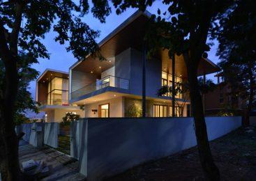 Mẫu Biệt Thự Đẹp 3 Tầng Hiện Đại | Anh Phú | BT-152