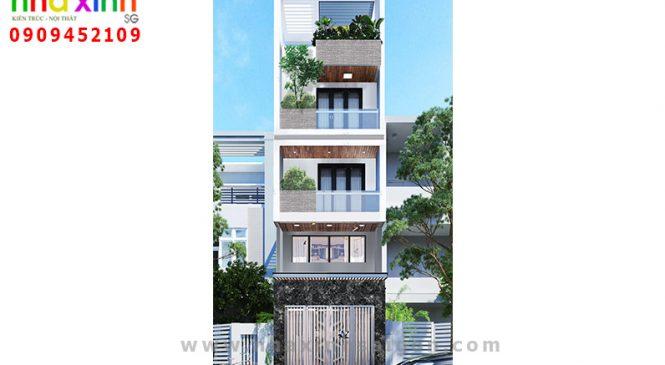 Nhà Phố 3 Tầng 2 Phòng Ngủ | Anh Tuấn | Phú Nhuận | NP-179