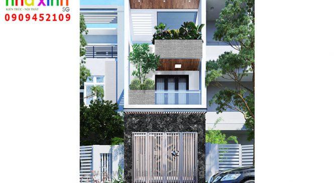 Nhà Phố Đẹp Hiện Đại | Chị Linh | Gò Vấp | NP-180