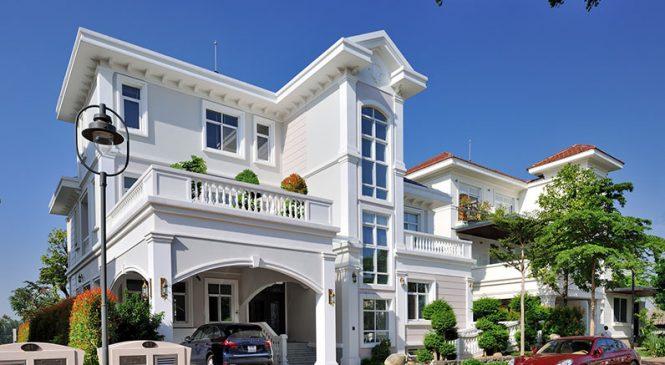 Biệt Thự Đẹp Phú Gia Theo Phong Cách Tân Cổ Điển | Phú Mỹ Hưng Quận 7
